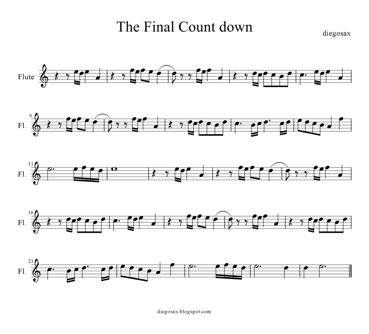 the final countdown essay 'final countdown to midnight  features a lengthy essay by an eye witness explaining how it was to be  with energy to spare & throwing in some final.