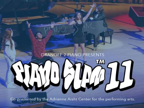 Piano Slam is Coming!